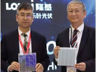 LONGi declares record bifaciality value of 82.15 per cent for mono PERC bifacial module