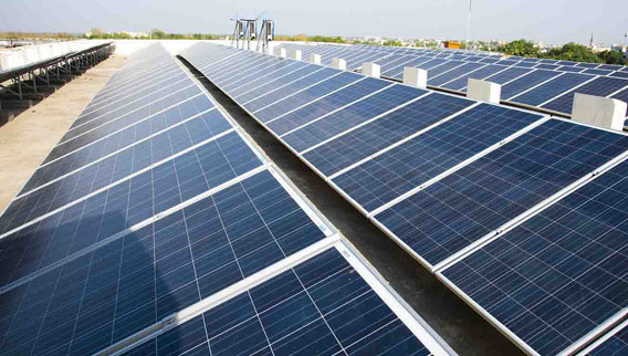 Tapping Solar