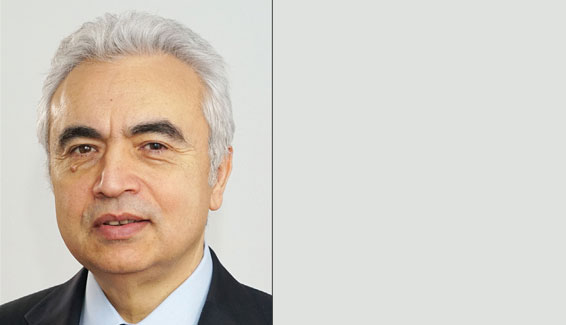 Interview with Dr Fatih Birol