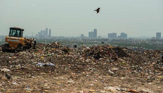 Channelising Waste