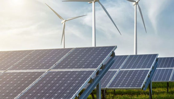 Renewable Energy and Land Use in India by Mid-Century